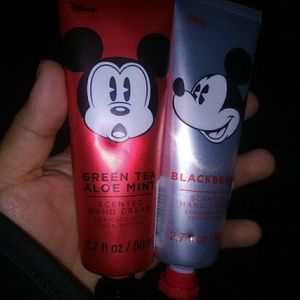 Mickey mouse lotions